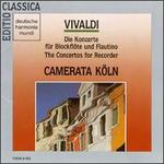 Antonio Vivaldi: Concertos for Recorder
