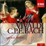 Antonio Vivaldi: Gloria, RV 589/Carl Philipp Emanuel Bach: Magnificat