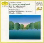 Antonio Vivaldi: Le Quattro Stagioni - Douglas Cummings (cello); Gidon Kremer (violin); Leslie Pearson (harpsichord); Leslie Pearson (organ); London Symphony Orchestra; Claudio Abbado (conductor)