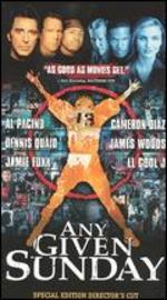 Any Given Sunday [Director's Cut] [Blu-ray]