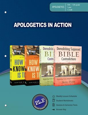 Apologetics in Action Parent Lesson Planner - Master Books (Editor)