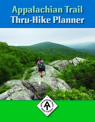 Appalachian Trail Thru-Hike Planner - Lauterborn, David