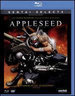 Appleseed [2 Discs] [Blu-ray/DVD]
