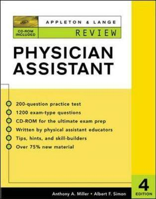 Appleton & Lange Review for the Physician Assistant - Miller, Anthony, and Simon, Albert F