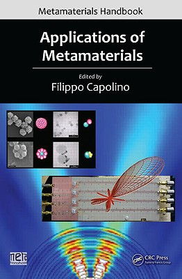 Applications of Metamaterials - Capolino, Filippo