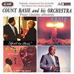April in Paris/King of Swing/The Atomic Mr. Basie/The Greatest