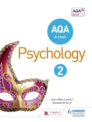 AQA A-level Psychology Book 2 - Lawton, Jean-Marc, and Willard, Eleanor
