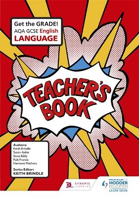 AQA GCSE English Language Teacher's Book: AQA GCSE Eng Lang TB - Brindle, Keith