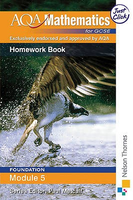 AQA Mathematics: Homework Book: For GCSE - Haighton, June, and Haworth, Anne, and Lomax, Steve