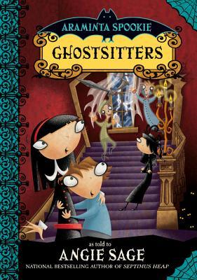 Araminta Spookie 5: Ghostsitters - Sage, Angie
