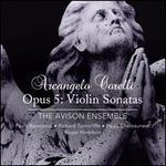 Arcangelo Corelli: Violin Sonatas