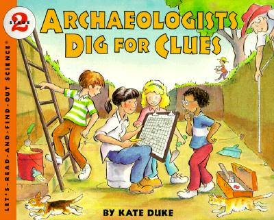 Archaeologists Dig for Clues -