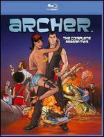 Archer: Season 2 [2 Discs] [Blu-ray]