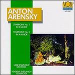 Arensky: Symphonies Nos. 1 & 2