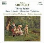Arensky: Three Suites