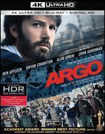 Argo [4K Ultra HD Blu-ray/Blu-ray]