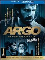 Argo [Extended Edition] [2 Discs] [Includes Digital Copy] [With Book] [Blu-ray]