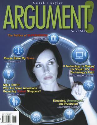 Argument! - Gooch, John C, Professor, and Seyler, Dorothy U