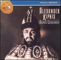 "Arias from ""Boris Godunov"" and Other Operas - Alexander Kipnis (bass); Anna Leskaya (soprano); Celius Dougherty (piano); Ilya Tamarin (tenor);..."