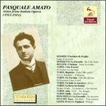 Arias from Italian Opera (1911-1914)