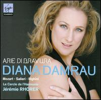 Arie di Bravura - Alexis Kossenko (flute); Diana Damrau (soprano); Jani Sunnarborg (bassoon); Le Cercle de l'Harmonie;...