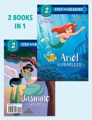 Ariel Is Fearless/Jasmine Is Helpful (Disney Princess) - Marsham, Liz, and Francis, Suzanne