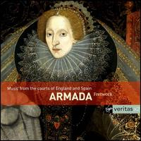 Armada: Music from the Courts of England and Spain - Christopher Wilson (lute); Christopher Wilson (vihuela); Elizabeth Little (strings); Julia Hodgson (strings);...