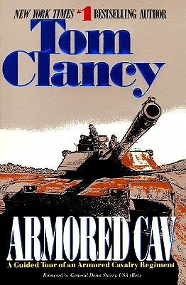 Armored Cav - Clancy, Tom
