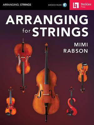 Arranging for Strings - Rabson, Mimi