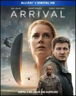 Arrival [Includes Digital Copy] [Blu-ray]