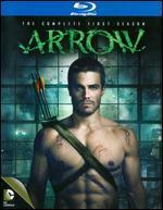 Arrow: The Complete First Season [Blu-ray] [4 Discs]