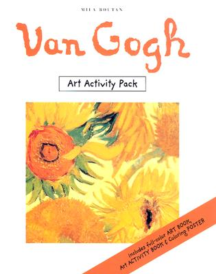 Art Activity Pack Van Gogh - Boutan, Mila