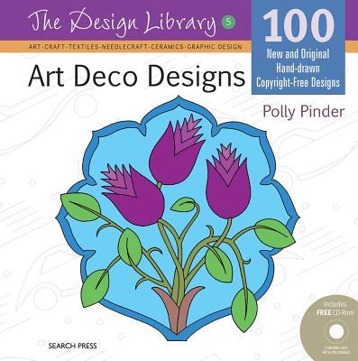 Art Deco Designs - Pinder, Polly