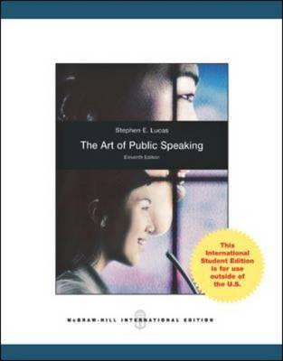 Art of Public Speaking - Lucas, Stephen E.