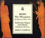 Arthur Bliss: The Olympians