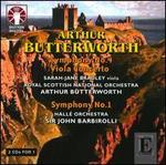 Arthur Butterworth: Symphony Nos. 1 & 4; Viola Concerto