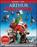 Arthur Christmas [Bilingual] [Blu-ray/DVD]