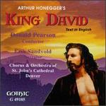 Arthur Honegger's King David