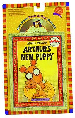 Arthur's New Puppy: An Arthur Adventure -