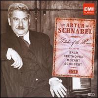 Artur Schnabel - Scholar of the Piano [Box Set] - Alphonse Onnou (violin); Artur Schnabel (piano); Claude Hobday (double bass); Germain Prevost (viola);...
