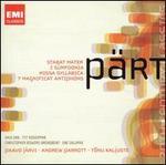 Arvo P?rt: Stabat Mater; I S?mfoonia; Missa Syllabica; 7 Magnificat Antiphons