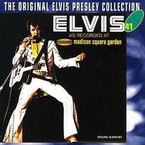 As Recorded at Madison Square Garden - Elvis Presley
