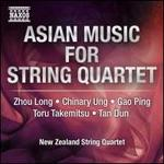 Asian Music for String Quartet