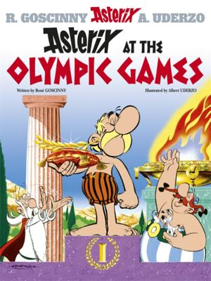 Asterix at the Olympic Games - Goscinny, Rene