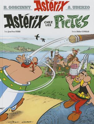 Asterix Chez Les Pictes - 35 - Goscinny, Rene, and Uderzo, Albert, and Ferri, Jean-Yves