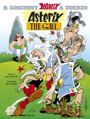 Asterix the Gaul - Goscinny, Rene, and Bell, Anthea (Translated by), and Hockridge, Derek (Translated by)