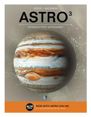 Astro 3 (with Astro 3 Online Printed Access Card) - Seeds, Michael A, and Backman, Dana