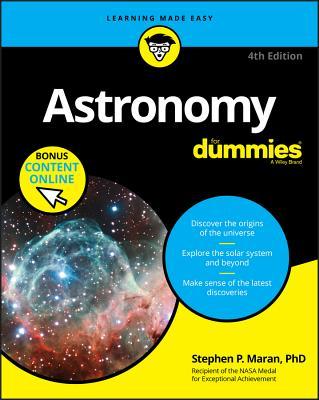 Astronomy for Dummies - Maran, Stephen P, Ph.D.