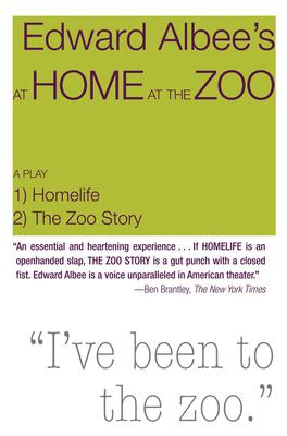 At Home at the Zoo - Albee, Edward
