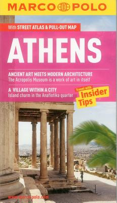 Athens Guide - Marco Polo Travel Publishing